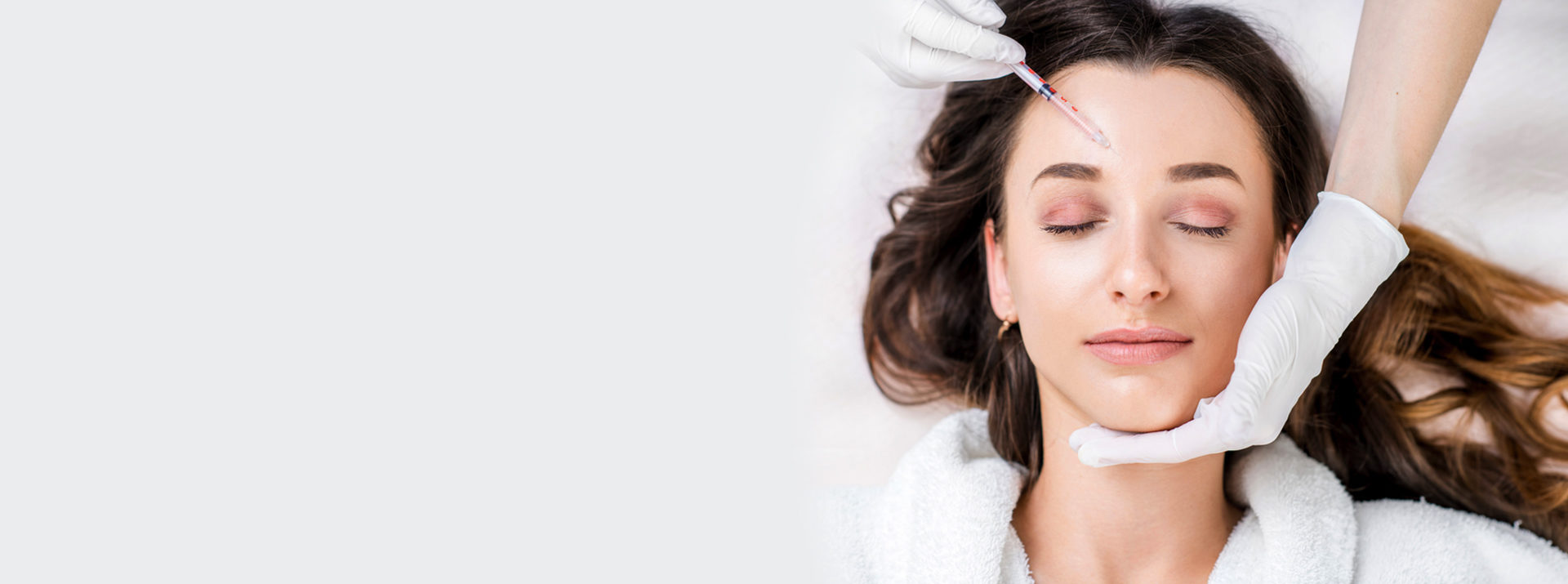 Botox Cosmetic® / Dysport® and all Leading Facial Fillers