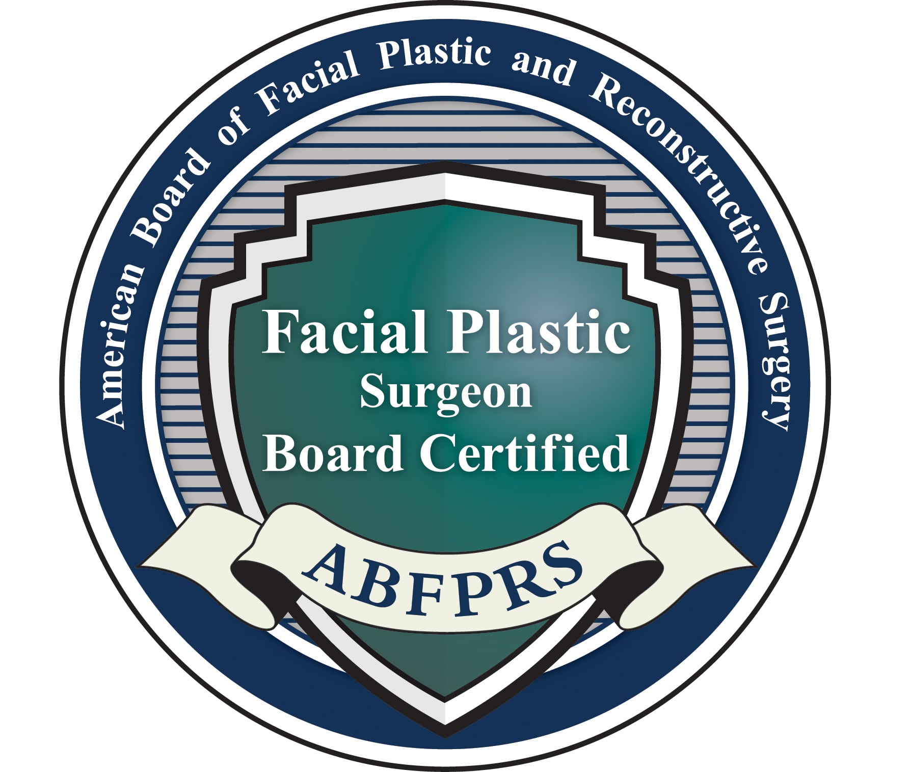 ABFPRS - Facial Plastic Surgeon Board Certified