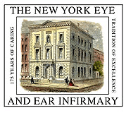 The New York Eye and Ear Infirmary